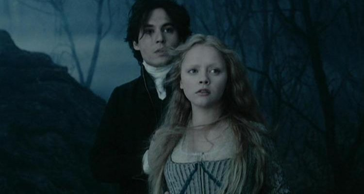 Re-watching Sleepy Hollow (1999): One of the most beautiful horror films ever made?