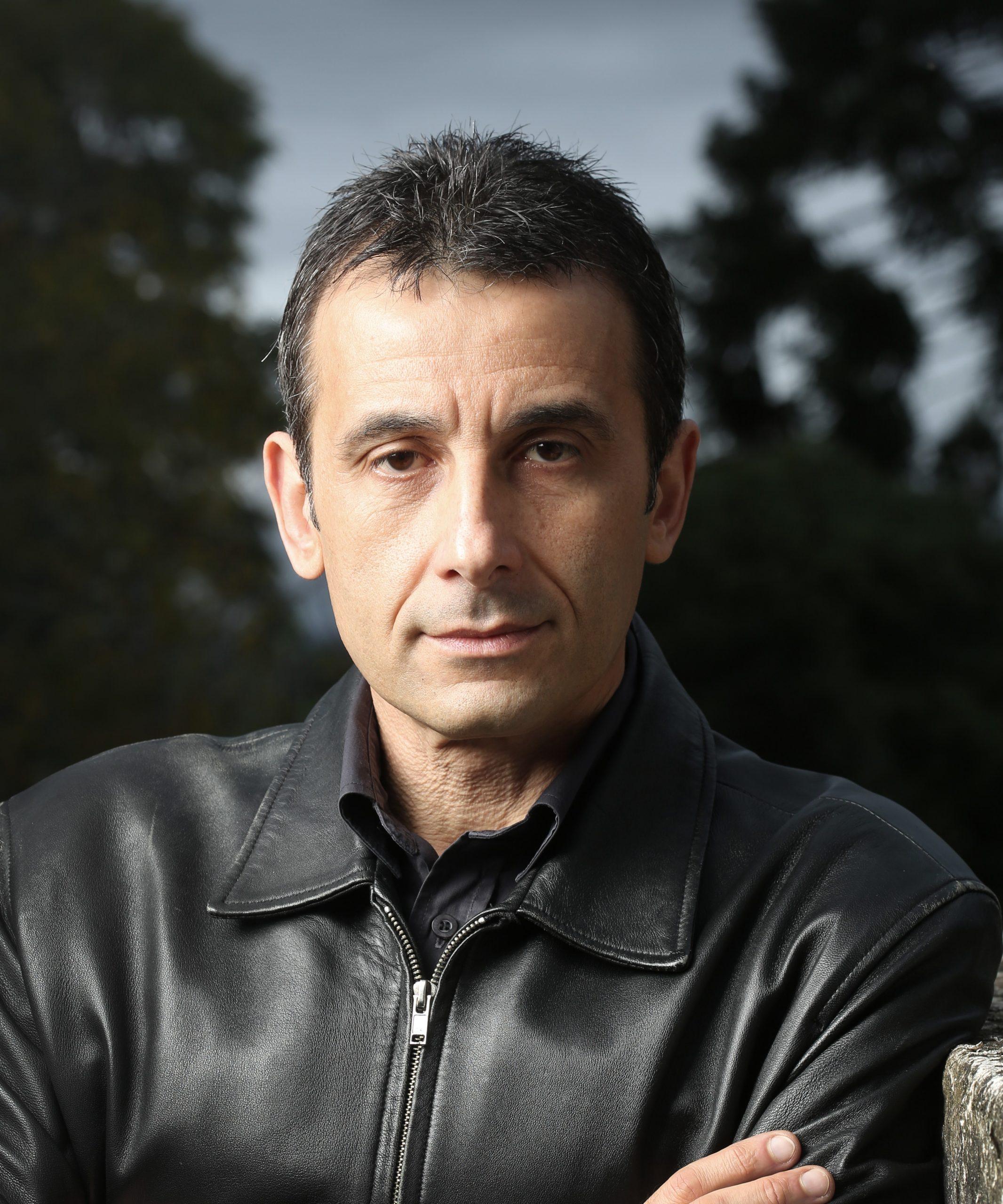A quick interview with Venero Armanno